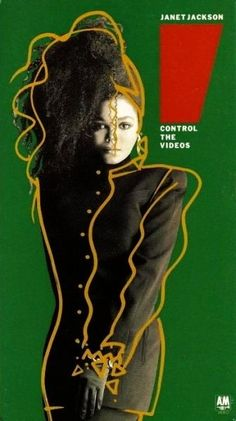 Janet Jackson - Control (The Videos)