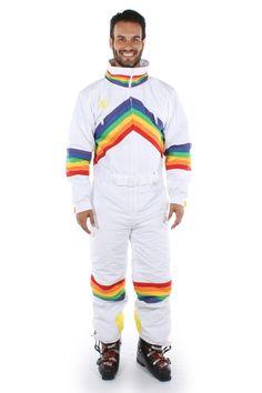 Men's Sunrise Shredder Ski Suit