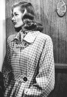 Lauren Bacall in Dark Passage (1947)