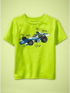 F1 shirt!
