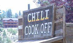 Big Bear's Chili Cookoff