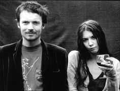 Some people are better together.......Damien Rice and Lisa Hannigan.