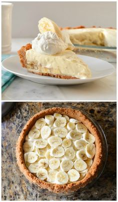 Banana Pudding Cheesecake - Banana Pudding Cheesecake – This no bake Banana Pudding Cheesecake is easy to make and sure to be a hit with banana cream pie and cheesecake lovers alike! so creamy and delicious ! No Bake Banana Pudding, Banana Pudding Cheesecake, Cheesecake Recipes, Dessert Recipes, Cheesecake Pie, Pie Dessert, Just Desserts, Delicious Desserts, Yummy Food