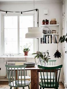 7 Boho kitchens that will make you dream this fall (Daily Dream Decor) – Home Decor Room Inspiration, Interior Inspiration, Home Interior, Interior Design, Interior Livingroom, Scandinavian Interior, Interior Paint, Kitchen Interior, Sweet Home