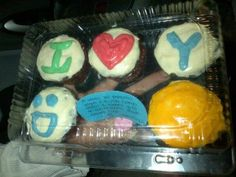 Cupcakes primer mes 💕