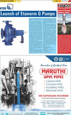 Drilling Today Magazine Edition September 2014 Page 6