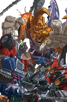 TRANSFORMERS ARMADA: MORE THAN MEETS THE EYE GUIDE #3
