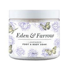 Lavender Foot Soak with Epsom Salt - For Feet and Body - ... http://www.amazon.com/dp/B00ZBDSPLM/ref=cm_sw_r_pi_dp_Y67pxb1ZW567P