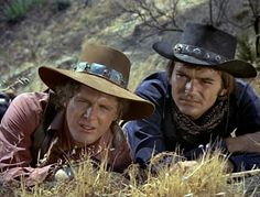 Alias Smith and Jones vs Hannibal Hayes and Kid Curry