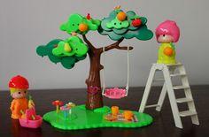 Vintage Pin y Pon tree / Arbol fantastico de Pin y Pon | by misstaito