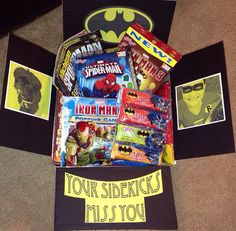 Customized Care Packages on Etsy, $45.00