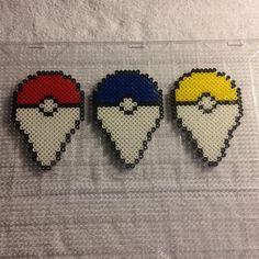 Pokemon Go perler beads by chorikawa321