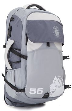 Numinous Packs GlobePacs AntiTheft Travel Backpack 55 Liter -- To view further for this item, visit the image link.