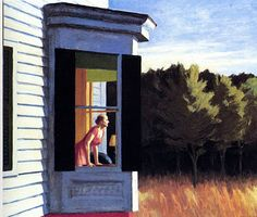 Edward Hopper's Cape Cod Morning
