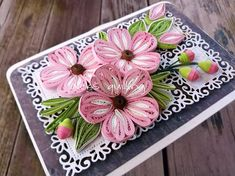 #quillingcreations #quillingcraft #quillingcards#quillingflowers #aleksquilling #paperart #handmadeflower #handmadecards #квиллинготкрытка…