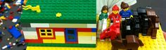 Brick By Brick: Lego in the Library | Smile! You're at the best WordPress.com site ever