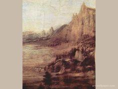 paintings mona wallpaper 1280x980 - photo #45
