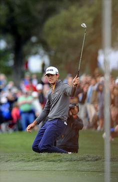 Golf: Billy Horschel Leads Valero Texas Open By Two