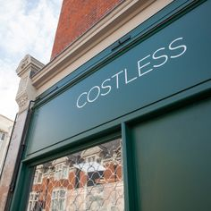 The sanitisation of shop signs inWalthamstow, northeast London, is amistake that mustn't be repeated anywhere else in the capital, argues Owen Hatherley