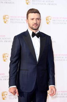 Pin for Later: Justin Timberlake et Anna Kendrick S'éclatent Sur le Tapis Rouge des BAFTAs