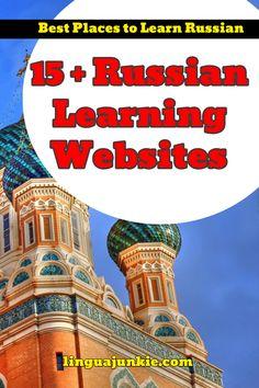 russian learning websites