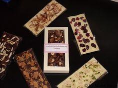 Ich bin dann mal kurz in der Küche: Schokoladentafeln selbst gemacht