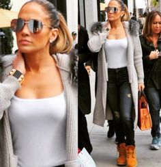 J.Lo does love her Tims.
