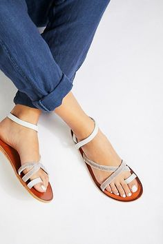 Isle Of Capri Sandal by FP Collection at Free People