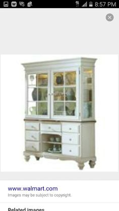 Riverside Coventry Dining Server And Hutch