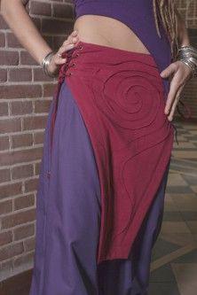 Senjo Clothing - Morgana Loin-Cloth €75