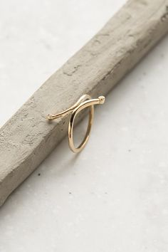 Close to Me Ring in Gold | ShopDressUp.com