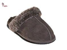 Shepherd , Chaussons pour femme Marron marron - Marron - marron, 38 - Chaussures shepherd (*Partner-Link)