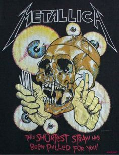 Metallica by Pushead