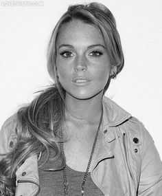 Lindsay Lohan celebrity actress lindsay lohan