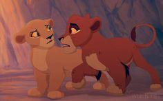 The Lion King by WhiteKimya on DeviantArt Lion King 4, Lion King Series, Lion King Story, The Lion King 1994, Lion King Fan Art, Disney Lion King, King Art, All Disney Movies, Disney Art