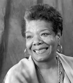 Maya Angelou-  a true spiritual voice