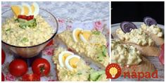 Recept: Miért vennéd a bolti kencéket, ha ilyet készíthetsz helyette? Guacamole, Breakfast Recipes, Tacos, Food And Drink, Cooking Recipes, Eggs, Salad, Treats, Cheese