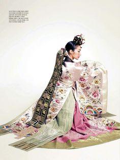 Hanbok #The Wedding #Hanbok Lynn
