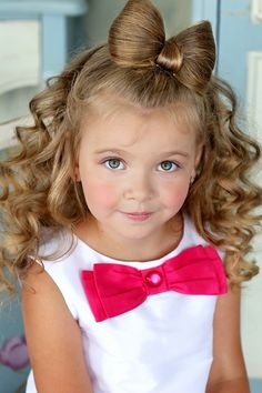 cute child, #Bows ....