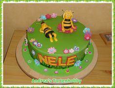 The Bee Maya Cake, Biene Maya Torte