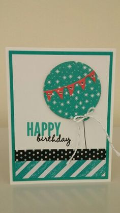 Stampin' Up! Celebrate Today, by N. Rankin