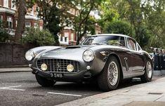 "336 Likes, 3 Comments - @robflanker on Instagram: ""A wonderful Ferrari 250 GT SWB Lusso #ferrari #classicferrari #classiccars #exoticcars…"""