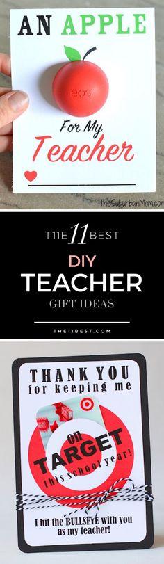 The 11 Best Teacher Gift Ideas