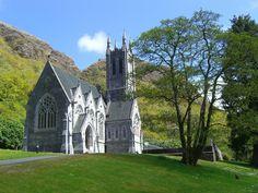 Kathedrale von Kylmore Abbey