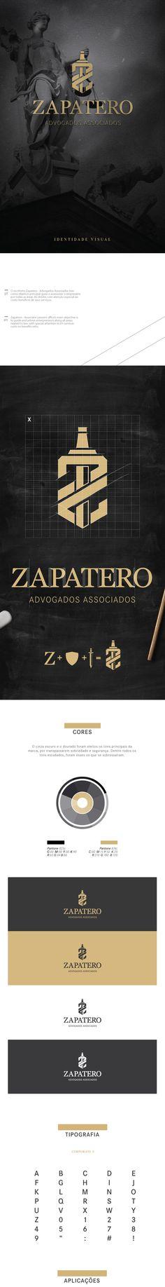 Zapatero on Behance