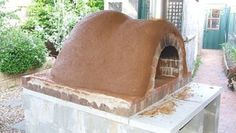 Clay Cob Oven Progress - Part 2