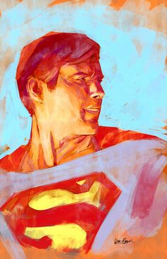 Superman by Garry Brown