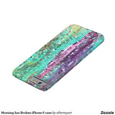 Morning has Broken iPhone 6 case