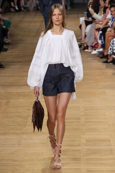 Paris Fashion Week Spring 2015's Hits and Highlights - Chloe Spring 2015