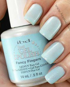 Гель-лак Ibd Just Gel Polish Fancy Fingers